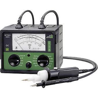 Gossen Metrawatt M 540 C Insulation tester 50 V, 100 V, 250 V, 500 V, 1000 V 400 MΩ
