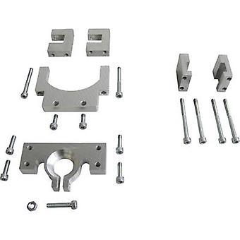 Renkforce RF1000-adapter voor Dremel® 3000/4000 geschikt voor (3D-printer): Renkforce RF1000