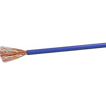 كابل VOKA كابيلويرك H05VK05BL مرنة H05V-ك 1 × 0.50 م الأزرق 100 ملم ²