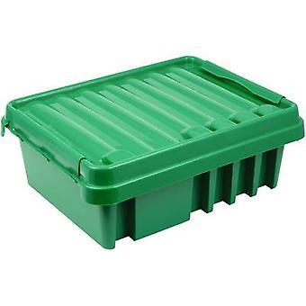 Heitronic 21044 Cutie de distribuție Verde