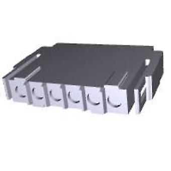 Caja de TE conectividad Pin - cable Metrimate número de espaciamiento de pernos 6 contacto: 5 mm 207377-1 1 PC