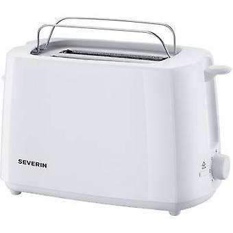 Severin AT2288 Toaster with built-in home baking attachment White
