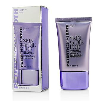 Peter Thomas Roth Skin To Die For No Filter Mattifying Primer & Complexion Perfector - 30ml/1oz