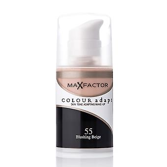 Max Factor Colour Adapt Foundation 55 Blushing Beige
