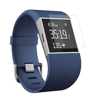 2 pcs HAT PRINCE Fitbit Surge Tempered Glass 0.2 mm