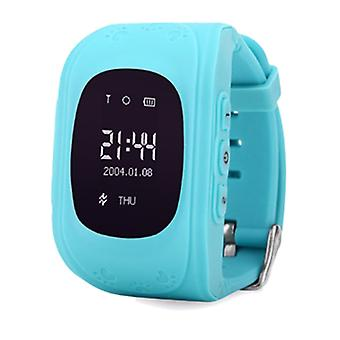 GPS smartwatch for kids-Blue