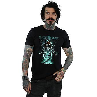 Häiriintynyt miesten kehittyy olento t-paita
