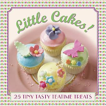 الكعك قليلاً! -يعامل لذيذ صغيرة وقت الشاي-25 من القس كارول--978075