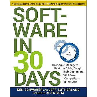 Software in 30 dagen - hoe behendig Managers Beat de Odds - Delight hun