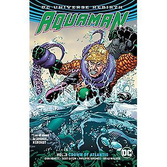 Aquaman Vol. 3 (Pånyttfödelse) av Dan Abnett - 9781401271497 Bok