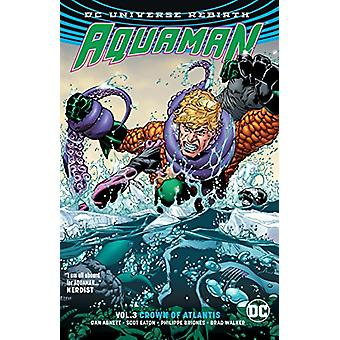 Aquaman Vol. 3 (Renacimiento) de Dan Abnett - 9781401271497 Libro
