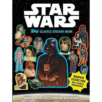 Star Wars Topps Classic Sticker Book by The Topps Company - 978141972