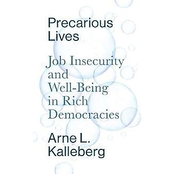 Prekär Leben - Arbeitsplatzunsicherheit und Wohlbefinden in den reichen Demokratien b