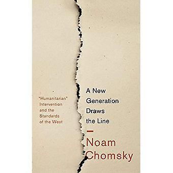 """En ny Generation drar gränsen: """"humanitära"""" Intervention och normerna i väst"""