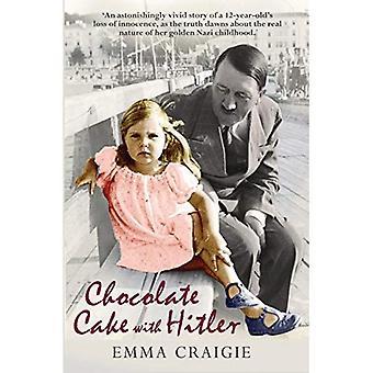 Chocoladetaart met Hitler