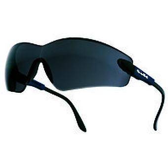 Bolle VIPCF Mid Smoke Lens Electric Blue Nylon Frame Adjustable Temples