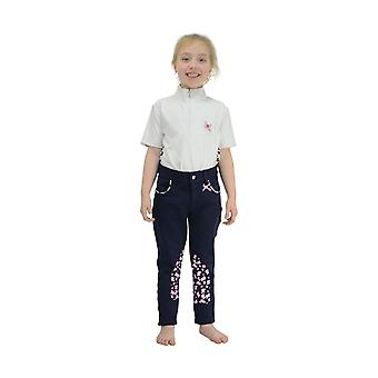 Little Rider Childrens/Girls Molly Moo Show Shirt