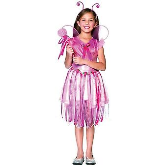 Bright Fairy Child Costume