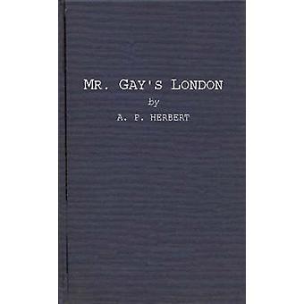 السيد المثليين لندن مع مقتطفات من وقائع في الدورات للسلام والتنس وعددا لمدينة لندن واملجلس هربرت & باتريك ألن