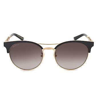 Gucci Round Sunglasses GG0075S 002 56
