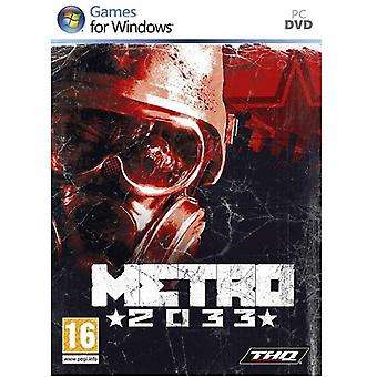 Metro 2033 PC gry