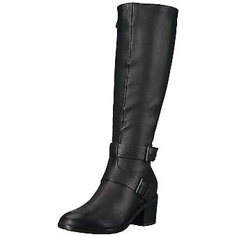 Gentle Souls Women's Verona Knee-high Riding Boot with Heel