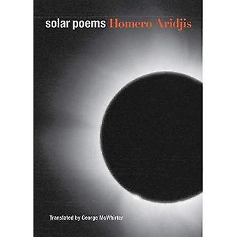 Poemas Solares/Solar digte