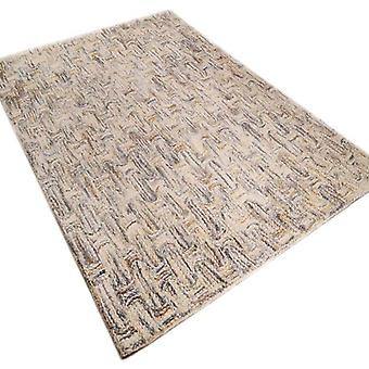Dywany - wełna Design - splot beż