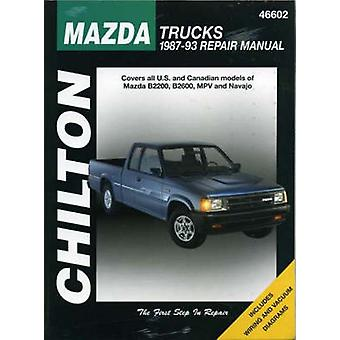 Mazda Trucks - B2200 - B2600 - Navajo and MPV (1987-93) by The Nichol