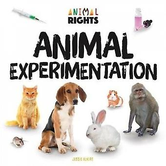 Animal Experimentation by Jessie Alkire - 9781532112577 Book