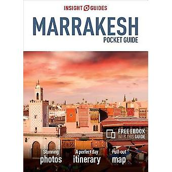 Insight Pocket Guides - Marrakesh by Insight Guides - 9781780055589 Bo