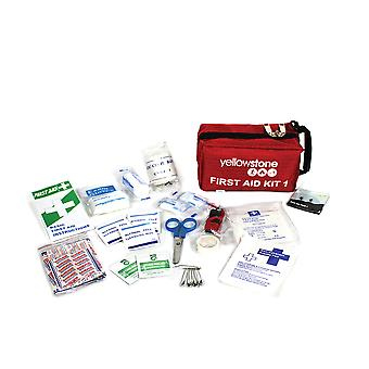 Yellowstone 42 Piece First Aid Kit