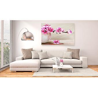 Painting - Still Life: Sakura Flowers120x80