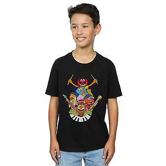 Disney Boys The Muppets Dr Teeth And The Electric Mayhem T-Shirt