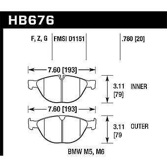 Hawk Performance HB676F. 780 HPS
