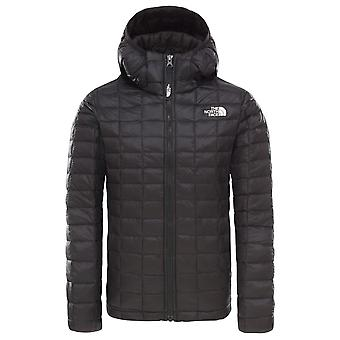 The North Face Black Girls ThermoBall Eco Hoodie
