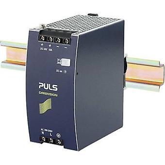 PULS DIMENSION CS10.244 Rail mounted PSU (DIN) 24 V DC 10 A 240 W 1 x