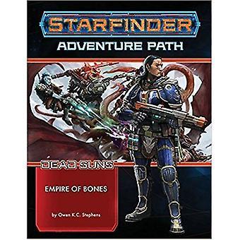 Starfinder Adventure Path Imperiul oaselor Dead Suns 6 din 6