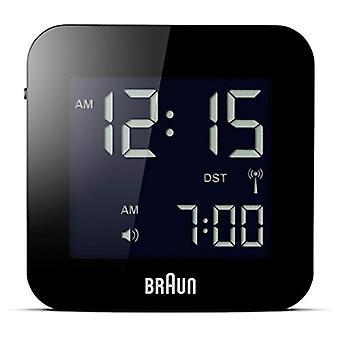 Braun wekker Unisex Ref. BNC008BK-RC