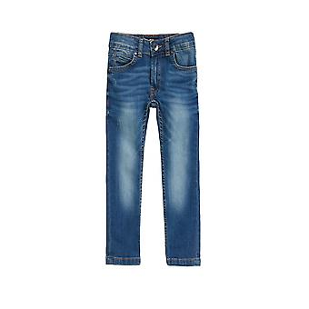 BOSS Kidswear Light Wash Skinny Fit Jean
