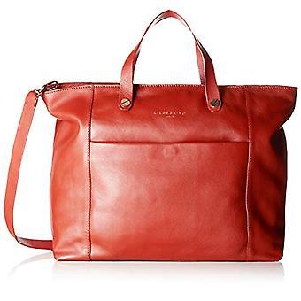Liebeskind Berlin JLTOTEL VINTAG Red Woman Bag (Red (liebeskind red 3126)) 14x33x48 cm (B x H x T)