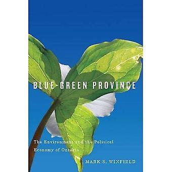 Blauw-groene provincie