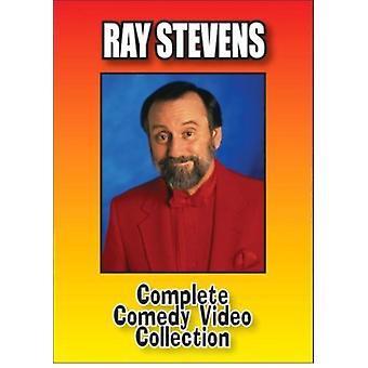 Ray Stevens - Ray Stevens: Importation USA Comédie vidéo intégrale [DVD]