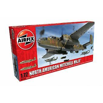 Airfix A06018 Nord-Américain Mitchell Mk.II 1:72 Kit modèle à l'échelle