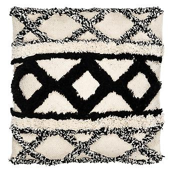 Sass & Belle Scandi Boho Cotton Cushion