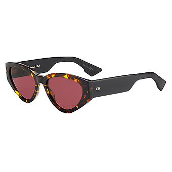 Dior Spirit 2 EPZ/U1 Yellow-Red Havana/Pink Sunglasses