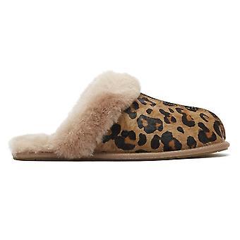UGG Scuffette II kvinnor Leopard tofflor