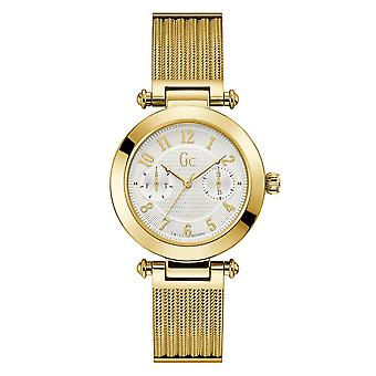 GC Y48003L7MF Primechic Gold Tone Wristwatch