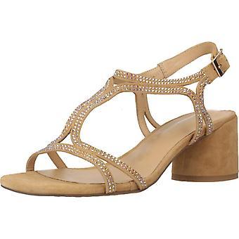 Alma En Pena Sandals V19701 Sable de couleur