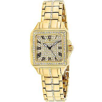 Christian Van Sant Frauen's Splendeur Gold Ton Zifferblatt Uhr - CV4621